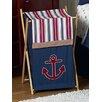 Sweet Jojo Designs Nautical Nights Laundry Hamper