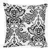 Sweet Jojo Designs Sophia Cotton Throw Pillow