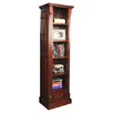 Baumhaus La Roque Tall Narrow 175cm Standard Bookcase