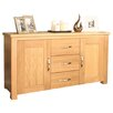Baumhaus Aston 2 Door 3 Drawer Sideboard
