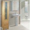 Baumhaus Mobel 35 x 180cm Free Standing Tall Bathroom Cabinet