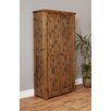 Baumhaus Heyford Rough Sawn Oak Large Shoe Cupboard