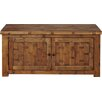 Baumhaus Heyford Rough Sawn Wood Storage Bench