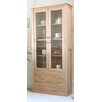 Baumhaus Solid Oak Display Cabinet
