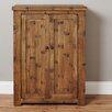 Baumhaus Heyford Rough Sawn Oak Shoe Cupboard