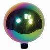 Gazing Globe - Color: Arco Iris - Echo Valley Garden Statues and Outdoor Accents