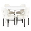 Sabichi Louis Dining Table and 4 Chairs
