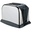 Sabichi 2 Slice Stainless Steel Toaster
