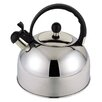 Sabichi Essential 2.5L Stainless Steel Whistling Stovetop Kettle