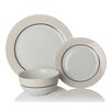 Sabichi Oslo 12 Piece Dinnerware Set (Set of 4)