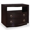A.R.T. Cosmopolitan 2 Drawer Nightstand