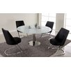 Chintaly Imports Tami 5 Piece Dining Set