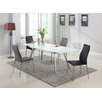 Chintaly Imports Elsa Extendable Dining Table