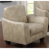 Chintaly Imports Fremont Leather Club Chair