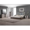 Chintaly Imports London Platform Customizable Bedroom Set