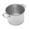 Chantal Induction 21 Steel™ 8-Qt. Stock Pot with Lid
