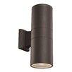 TransGlobe Lighting Compact 1 Light Dual Wall Sconce