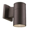 TransGlobe Lighting Compact 1 Light Outdoor Sconce