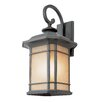 TransGlobe Lighting 3 Light Outdoor Wall Lantern