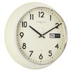 London Clock Company Day / Date 33cm Wall Clock