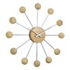 London Clock Company The Sputnik 45cm Wall Clock