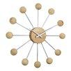LC Designs Wanduhr The Sputnik 45 cm