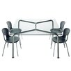 Rexite Convito Square Dining Table
