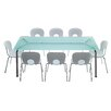 Rexite Convito 9 Piece Dining Set