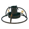Heibi Christmas Tree Stand in Black