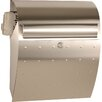 Heibi Letterbox with Newspaper compartment and Personalization