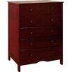 AFG Baby Furniture Molly 6 Drawer Dresser