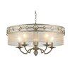 Golden Lighting Coronada 5 Light Drum Chandelier