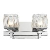 Golden Lighting Neeva 2 Light Vanity Light