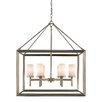 Golden Lighting Smyth 6 Light Chandelier
