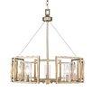 Golden Lighting Macro 5 Light Chandelier