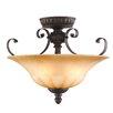 Golden Lighting Mayfair 3 Light Convertible Inverted Pendant
