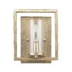 Golden Lighting Marco 1 Light Wall Sconce