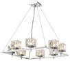 Golden Lighting Neeva 8 Light Chandelier