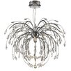 Golden Lighting Palm 32 Light Cluster Pendant