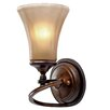 Golden Lighting Loretto 1 Light Wall Sconce