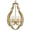 Golden Lighting Hayworth 6 Light Foyer Pendant