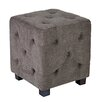 angelo:HOME Duncan Tufted Upholstered Cube Ottoman