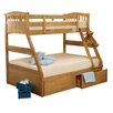 Sweet Dreams Epsom Triple Sleeper Bunk Bed