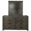 Sweet Dreams Spark 6 Drawer Dressing Table with Mirror