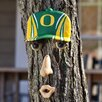 NCAA Forest Face - NCAA Team: Oregon - Team Sports America Garden Statues and Outdoor Accents