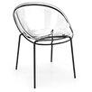Calligaris Bloom Straight Leg Chair