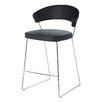 "Calligaris New York 25.63"" Bar Stool with Cushion"