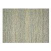 Calligaris Giano hand-woven Green Area Rug