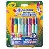 Crayola LLC Pip Squeaks Washable Glitter Glue Set