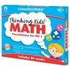 Carson-Dellosa Publishing Center Solutions Thinking Kids Math Cards Pre-K and Grade 1 Level